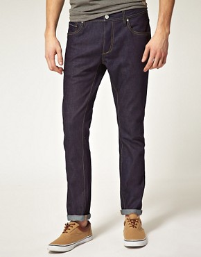 Image 1 ofJack and Jones Intelligence Tim Original Slim Fit Jean