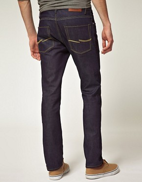 Image 2 ofJack and Jones Intelligence Tim Original Slim Fit Jean