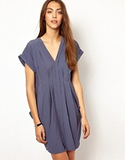 Whistles Jessica Tencel Dress