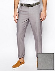 ASOS Slim Fit Oxford Smart Pants