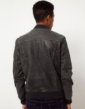 Image 2 ofSelected Liverpool Leather Jacket
