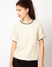 Thread Social Textured Top