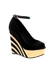 ASOS PARTY Wedges