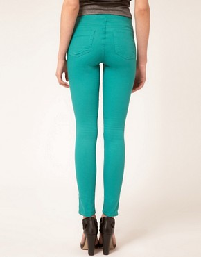 Image 2 ofWarehouse Coloured Jegging