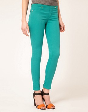 Image 4 ofWarehouse Coloured Jegging