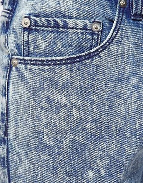Image 3 ofASOS Slim Jeans In Acid Wash