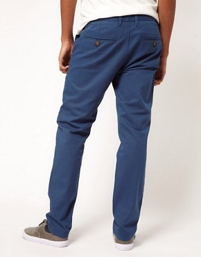 Image 2 of ASOS Slim Chino In Twill