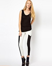 Rag &amp; Bone/Jean Grand Prix Skinny Jeans