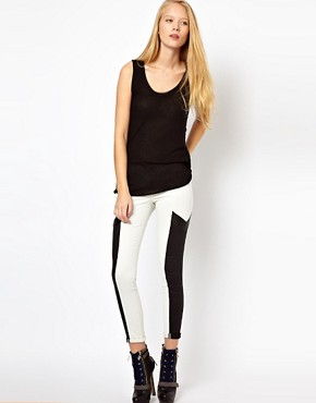 Image 1 ofRag &amp; Bone/Jean Grand Prix Skinny Jeans