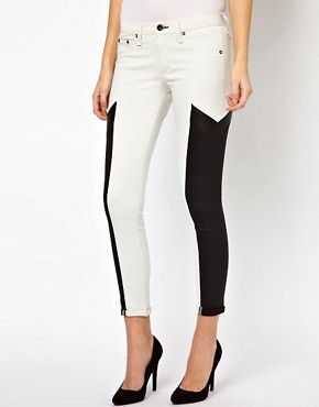 Image 4 ofRag &amp; Bone/Jean Grand Prix Skinny Jeans