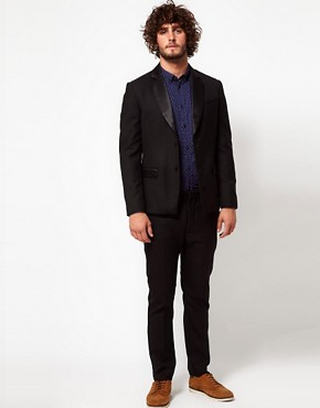 Image 4 ofDiesel Tux Jacket Jemaya