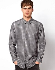 Jack &amp; Jones Allover Print Shirt