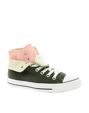Image 1 ofConverse All Star Two Fold High Top Trainers