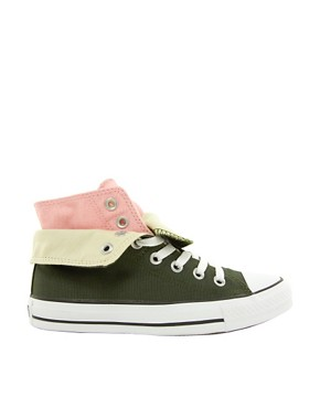 Image 4 ofConverse All Star Two Fold High Top Trainers