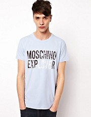 Love Moschino Explover T-Shirt