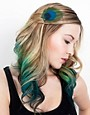 Image 3 of Color Xtreme Hair Art Set With Stencil