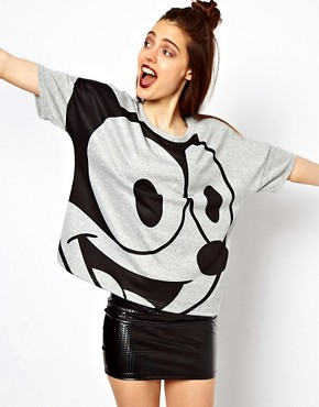 Image 1 ofASOS Top with Felix Face