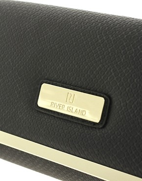 Image 4 ofRiver Island Simple Clutch Bag