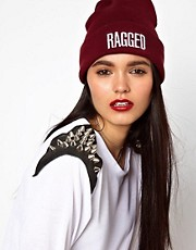 The Ragged Priest Logo Beanie