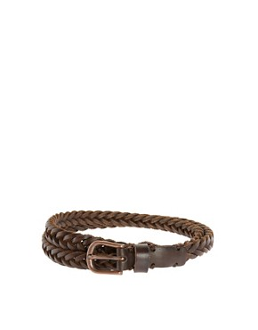 Image 1 ofScotch &amp; Soda Plaited Belt