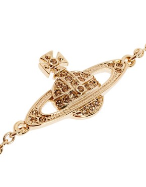 Image 4 ofVivienne Westwood Mini Bas Relief Bracelet