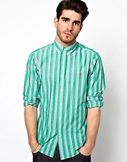 Polo Ralph Lauren Shirt in Slim Fit Stripe