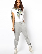 ASOS Trousers in Slouch Fit