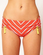 Juicy Couture Intersection Mitered Boyshort