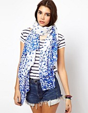 ASOS Bug Print Scarf