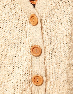 Image 3 ofMinkpink &#39;Sands of Time&#39; Textured Slouchy Cardigan