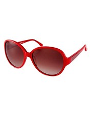 Michael Kors Karolina Round Sunglasses