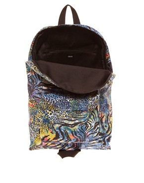 Image 4 ofASOS House Party Animal Backpack