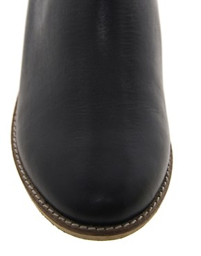Image 3 ofASOS ABACUS Leather Chelsea Ankle Boots