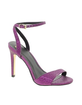 Image 1 of ASOS HUSTLE Heeled Sandals
