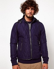 G Star Raw Quilted Jacket