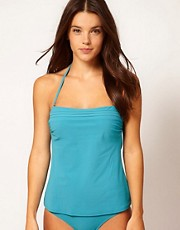 Calvin Klein Perfecty Fit Bandeau Tankini