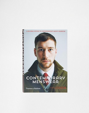 Contemporary Menswear Book