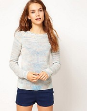 A Wear Multi Yarn Jumper
