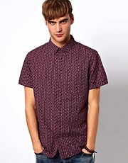 River Island Paisley Shirt