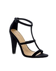 ASOS HOSTAGE Heeled Sandals