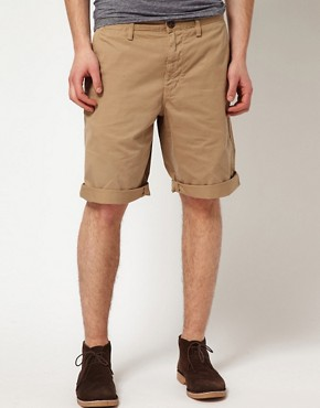 Image 1 ofPretty Green by Liam Gallagher Cargo Shorts