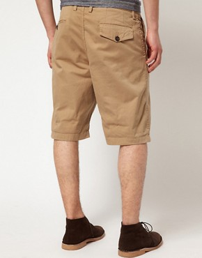 Image 2 ofPretty Green by Liam Gallagher Cargo Shorts