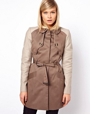 Image 1 ofASOS Contrast Sleeve Mac