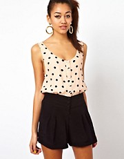 Motel Polka Playsuit