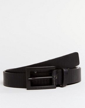 Esprit Belt Slim Leather