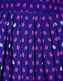 Image 3 ofA Wear Lips Print Pleat Mini