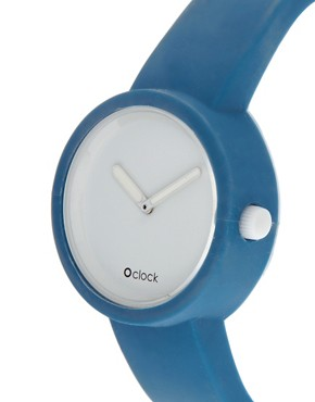 Image 3 ofO&#39;Clock Silicon Watch