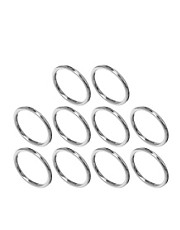 ASOS Multipack of Fine Rings