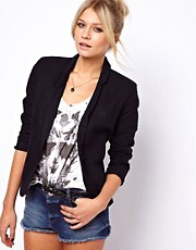 ASOS Linen Tailored Blazer