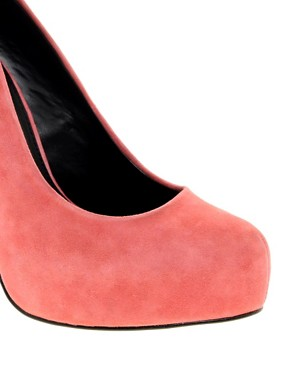 Image 2 ofASOS PULSE Suede Platforms